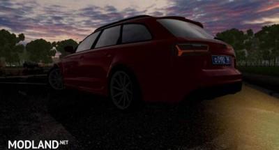 Audi RS6 C7 [1.5.9], 2 photo